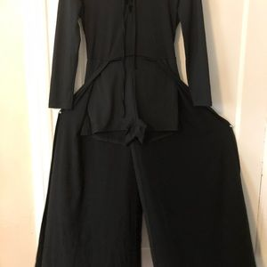 Dresses & Skirts - Eveningwear jumpsuit black!